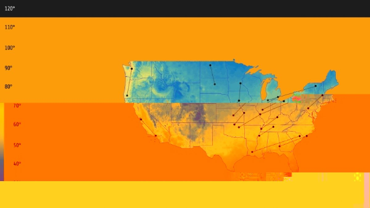 Climate Change 2050 Watch How These Us Cities Could Change Vox