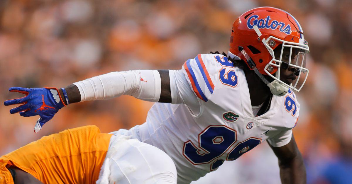 2019 NFL Draft Profiles: Jachai Polite, Edge, Florida