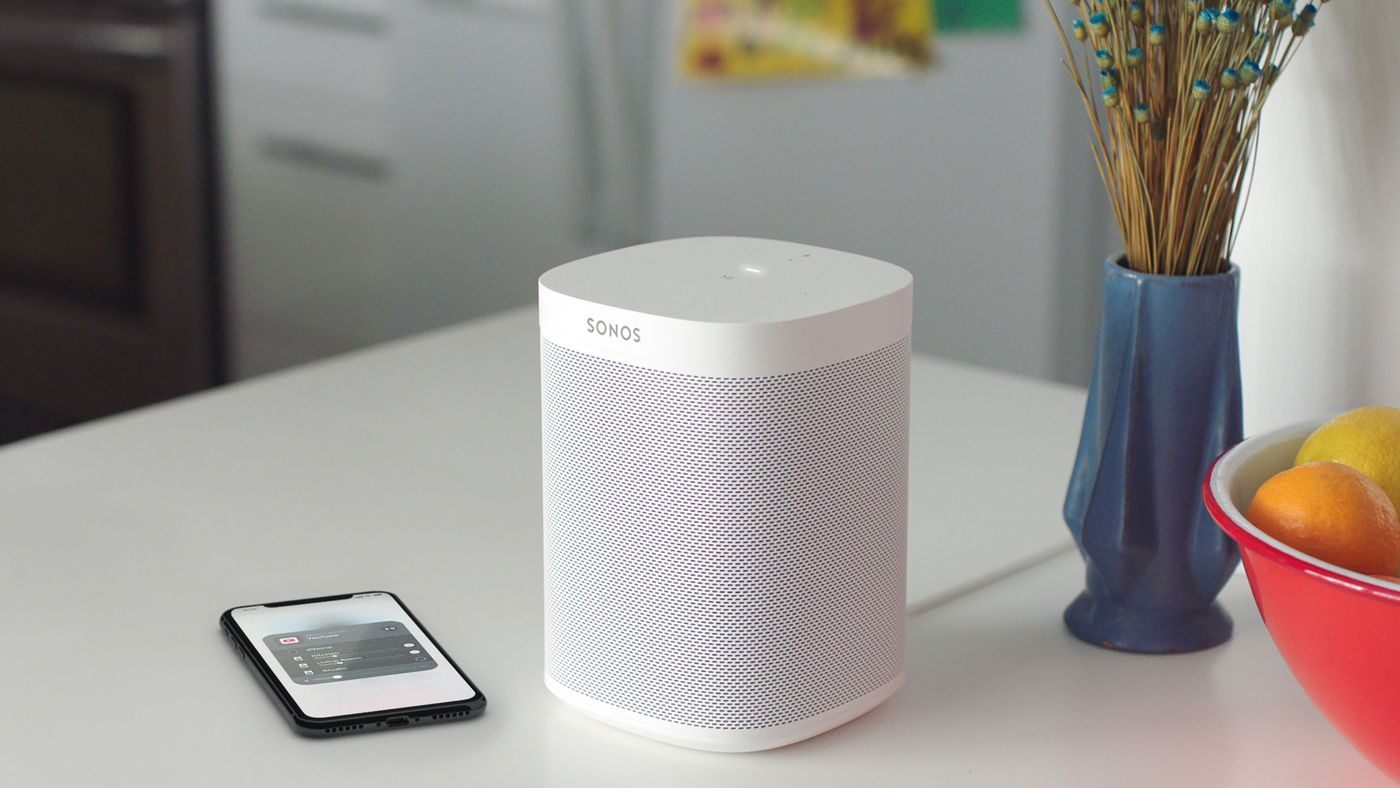 How to set up airplay on your sonos speakers the verge.