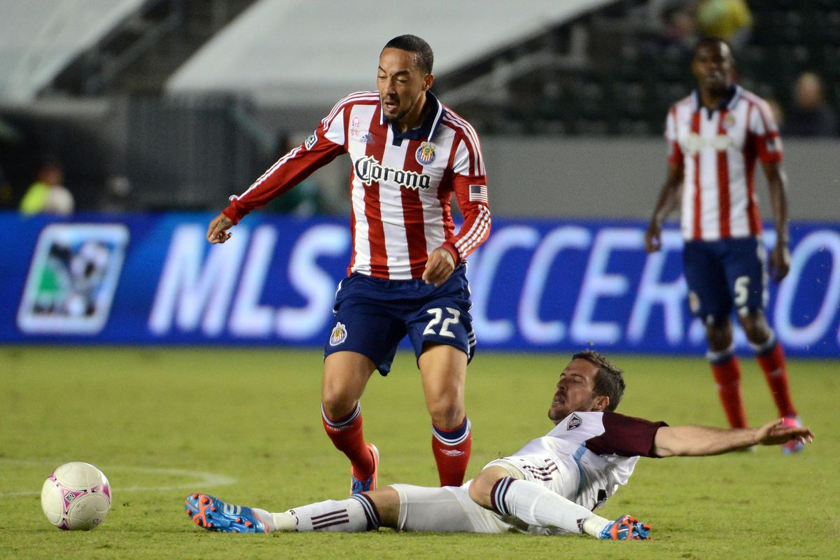 Smith and Valencia out at Chivas USA?
