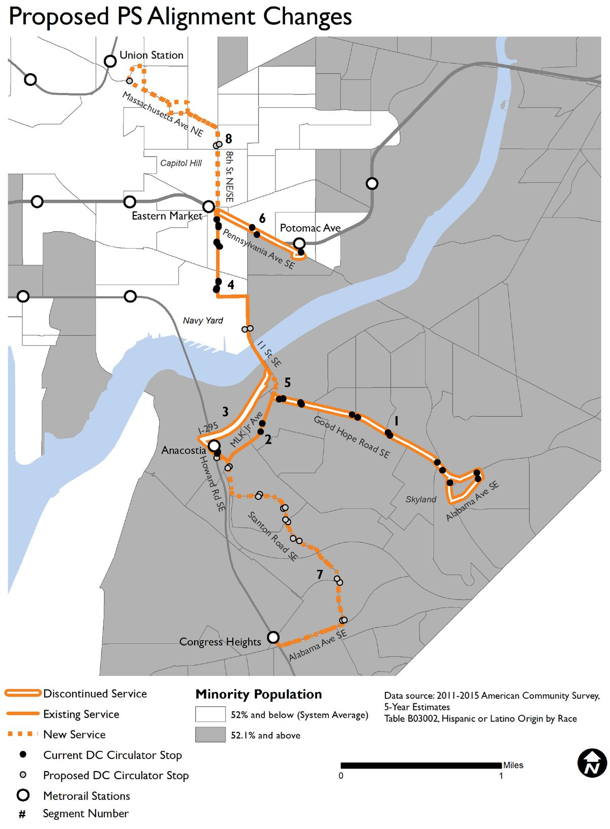 D C Circulator Route Changes To Look Forward To Curbed Dc