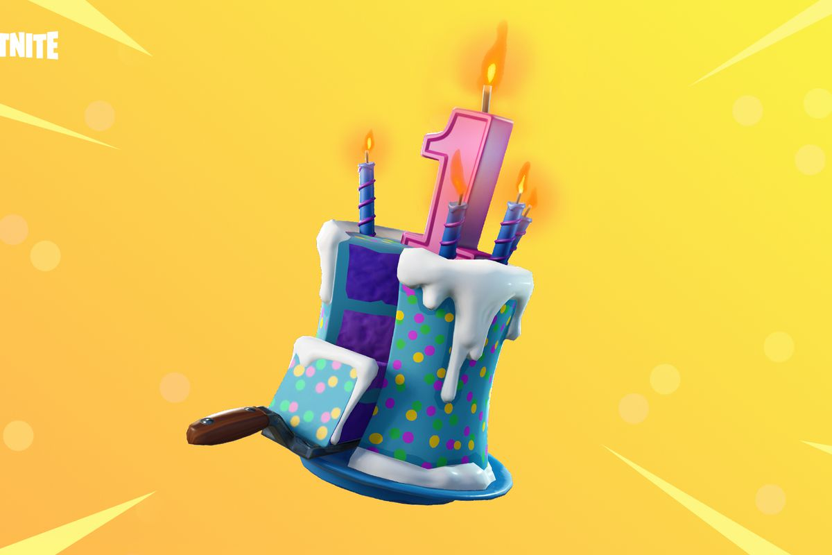 Where Are Fortnites Birthday Challenges Polygon