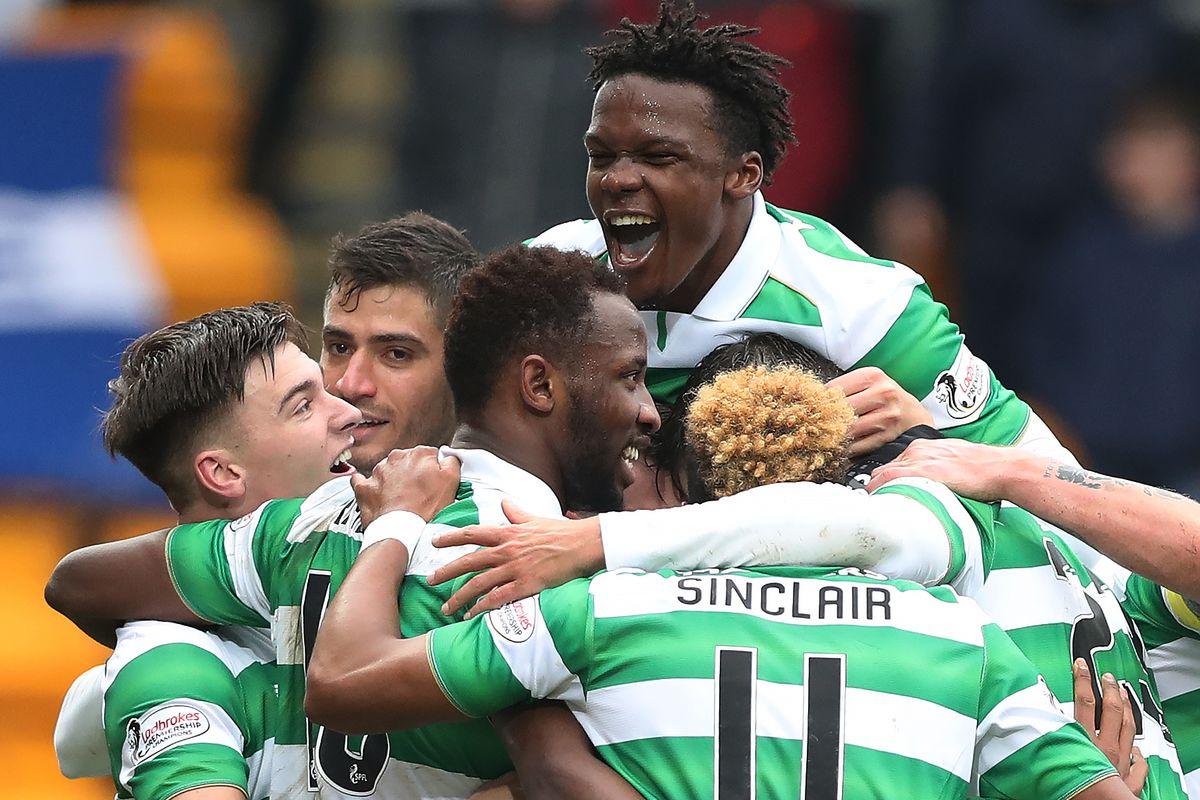 St Johnstone v Celtic - Ladbrokes Scottish Premiership