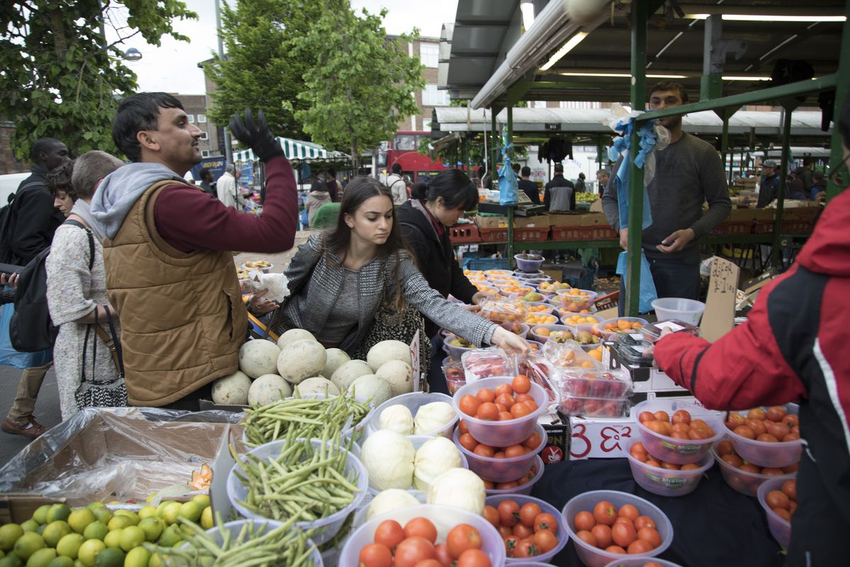 No-deal Brexit could cripple U.K.'s fresh food supply