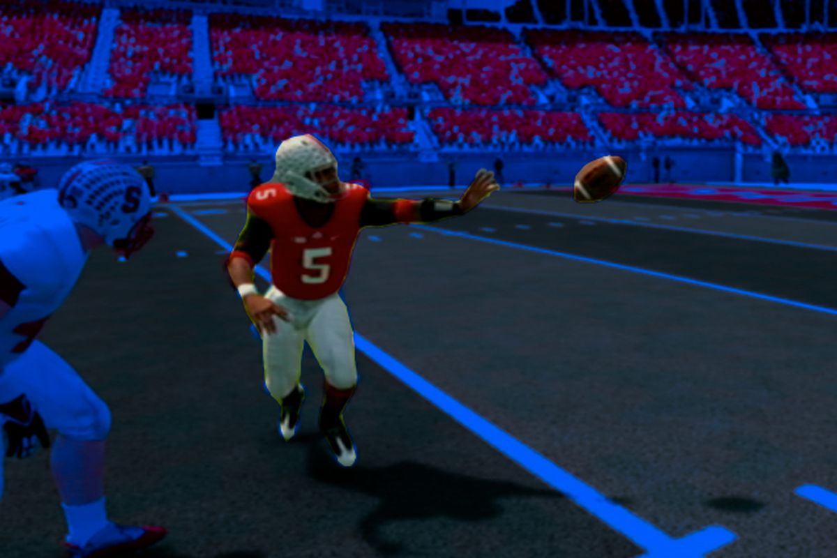 How the option offense evolved in Madden and NCAA Football