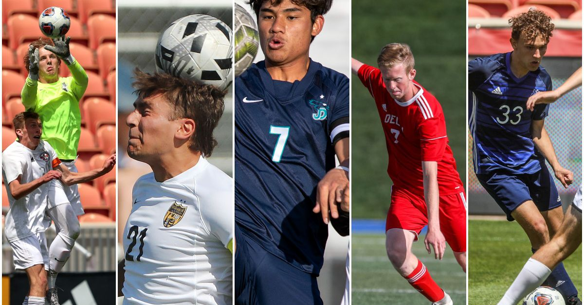 The name of the game is goals, and the 2021 Deseret News Players of the Year were the best at their craft