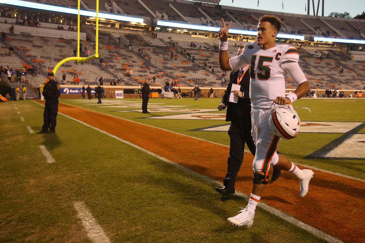 Miami Hurricanes News and Notes: Bears eyeing Kaaya; Canes Hoops in ...