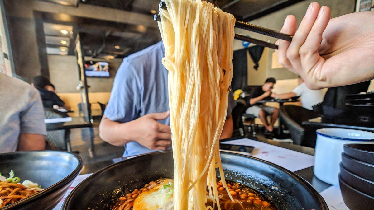 Three Amazing Chinese Noodle Destinations to Crawl Through San