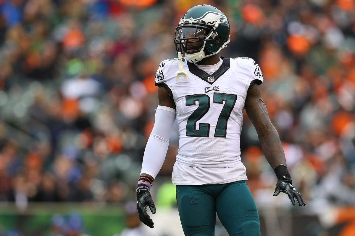Malcolm Jenkins is up for the NFLPA s Whizzer White Award