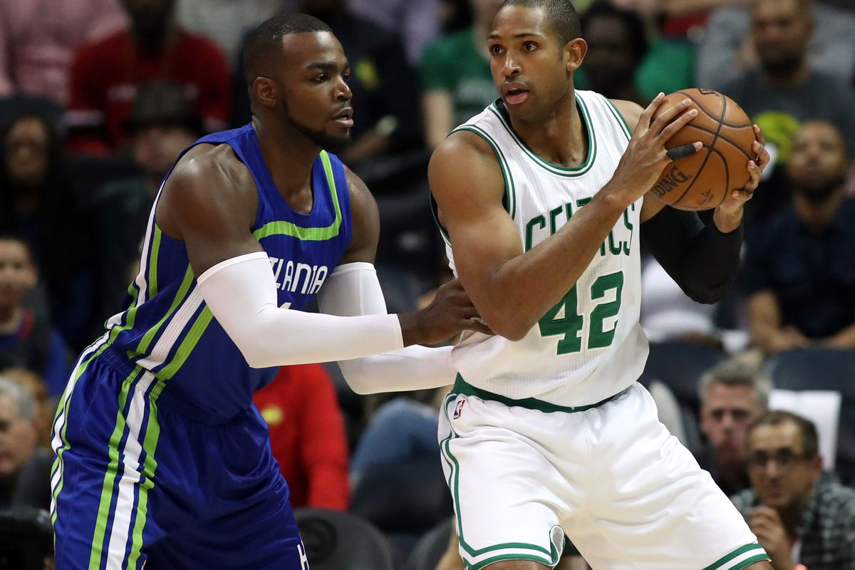 Image result for al horford vs paul millsap
