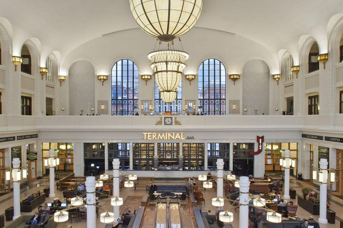 Union Station Great Hall