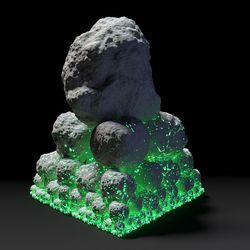 Lichen by Jonathan Zawada