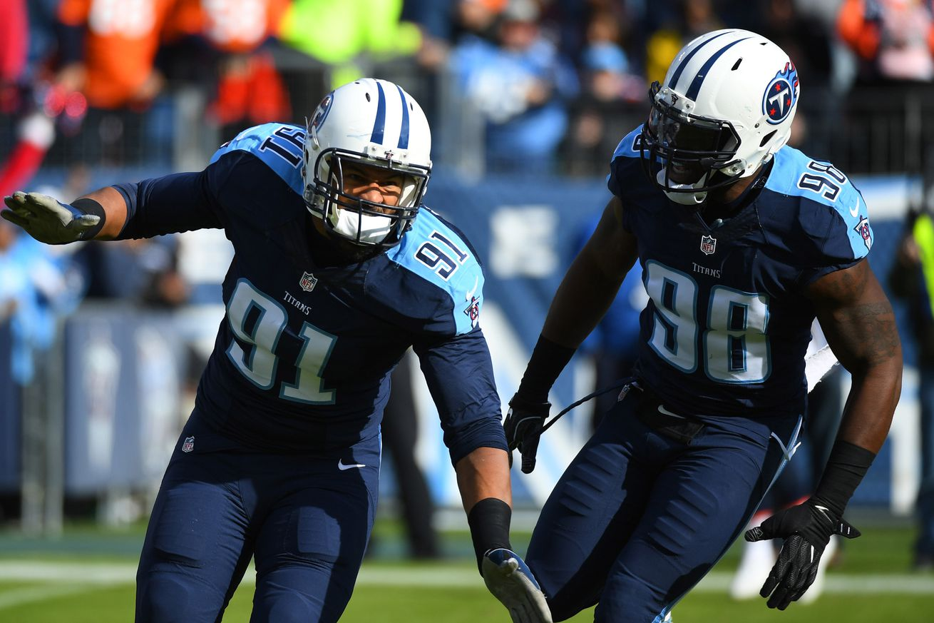 The Titans pass rush wasn't the problem in 2017