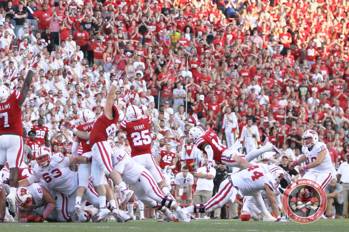 Gallery: Huskers Take Another Punch to the Gut