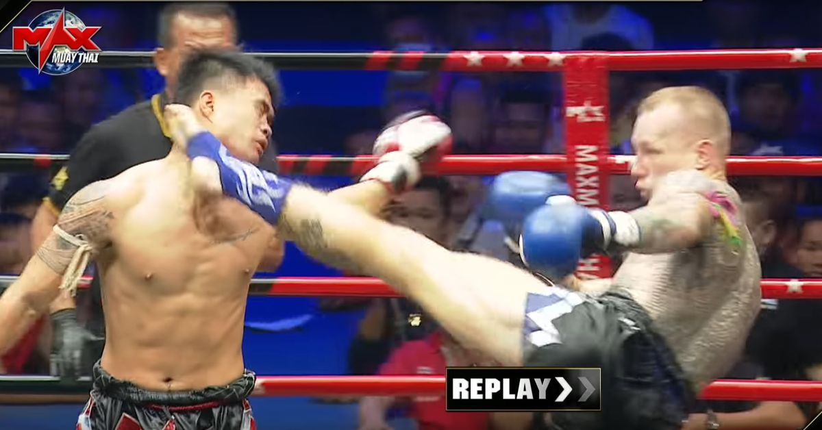 Missed Fists: William Whipple unleashes a Head Kick from Outta Nowhere, plus 'Who Ref'd It Better?'