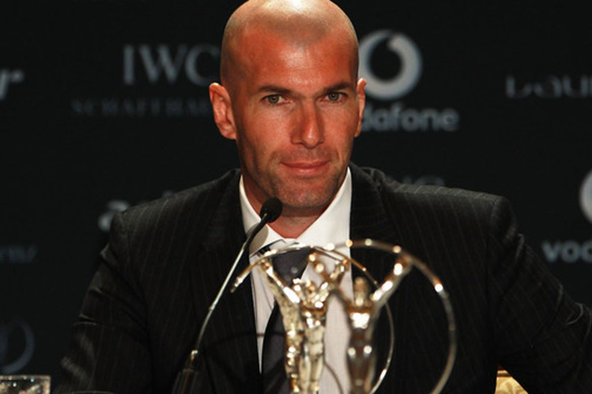 Zinedine Zidane is one of the players that haunted FC Barcelona in the past.
