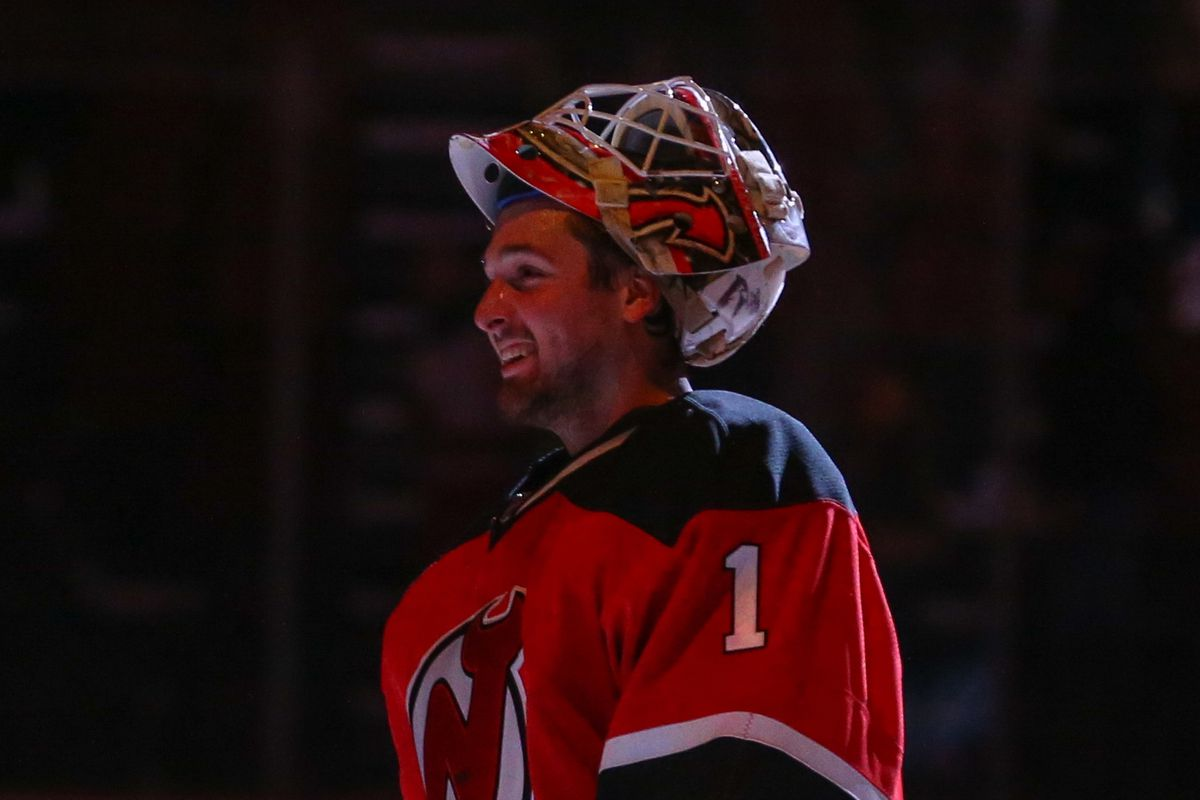Keith Kinkaid was so good and so crucial to tonight's win, he deserved all three stars of the game - much less the first one.