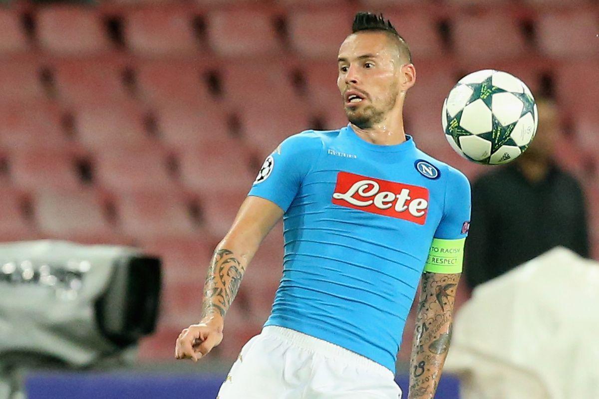 SSC Napoli v Besiktas JK - UEFA Champions League