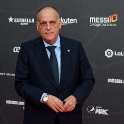 Even Javier Tebas was invited