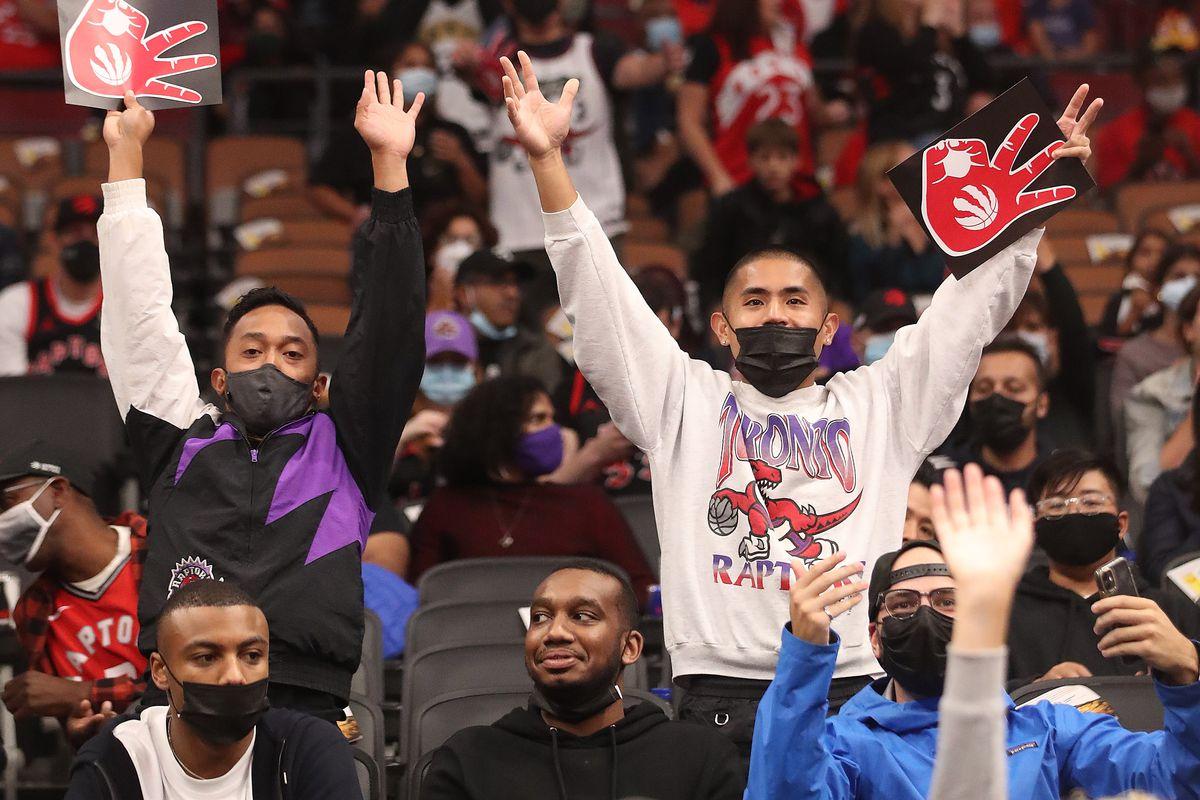 Toronto Raptors play the Philadelphia 76ers in preseason action