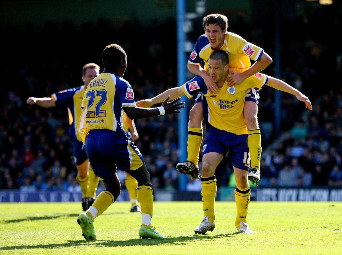 Southend United v Leicester City