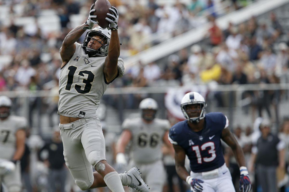 NCAA Football: Connecticut at Central Florida