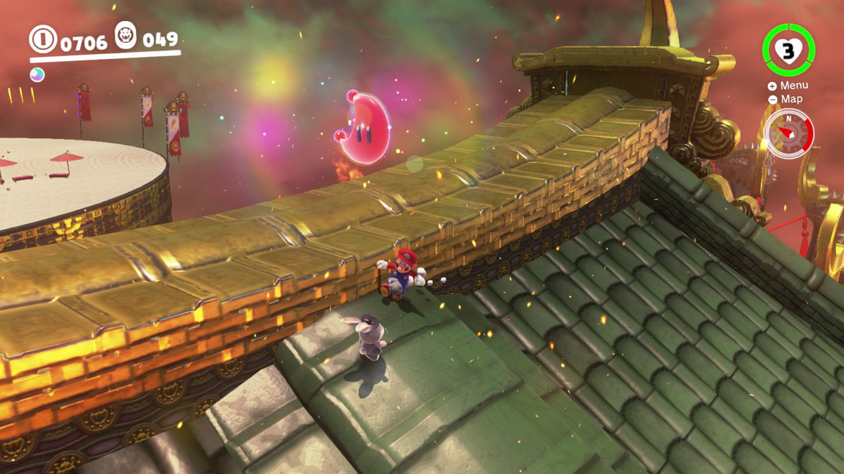 Super Mario Odyssey guide: Bowser's Kingdom all power moon