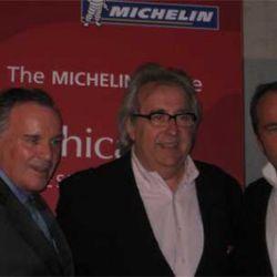 Mayor Daley, Chef Jean Joho and Jean-Luc Naret