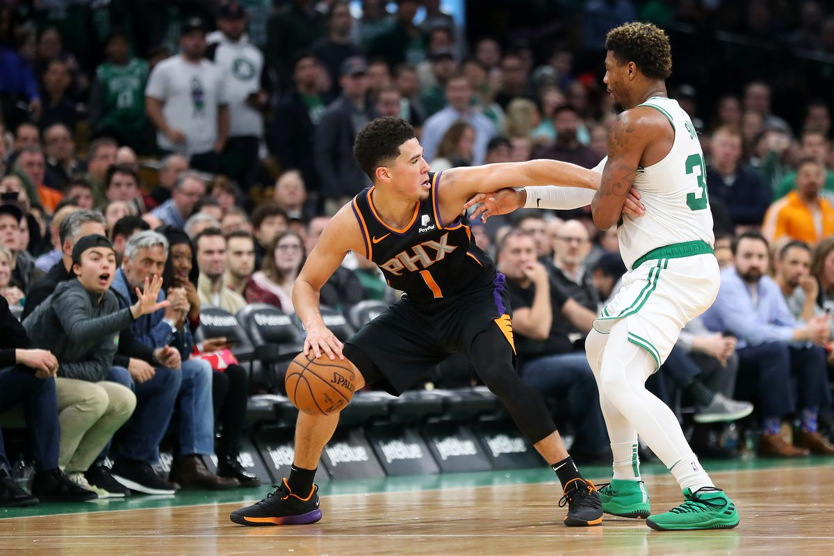 Devin Booker defends himself regarding his absence from Team USA