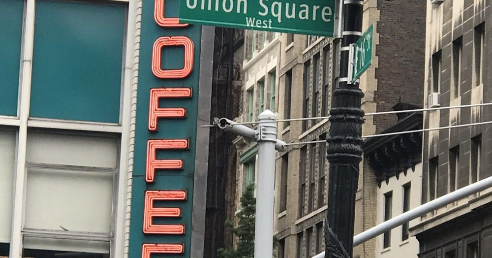Union Square?s Iconic Diner Coffee Shop Will Close in October
