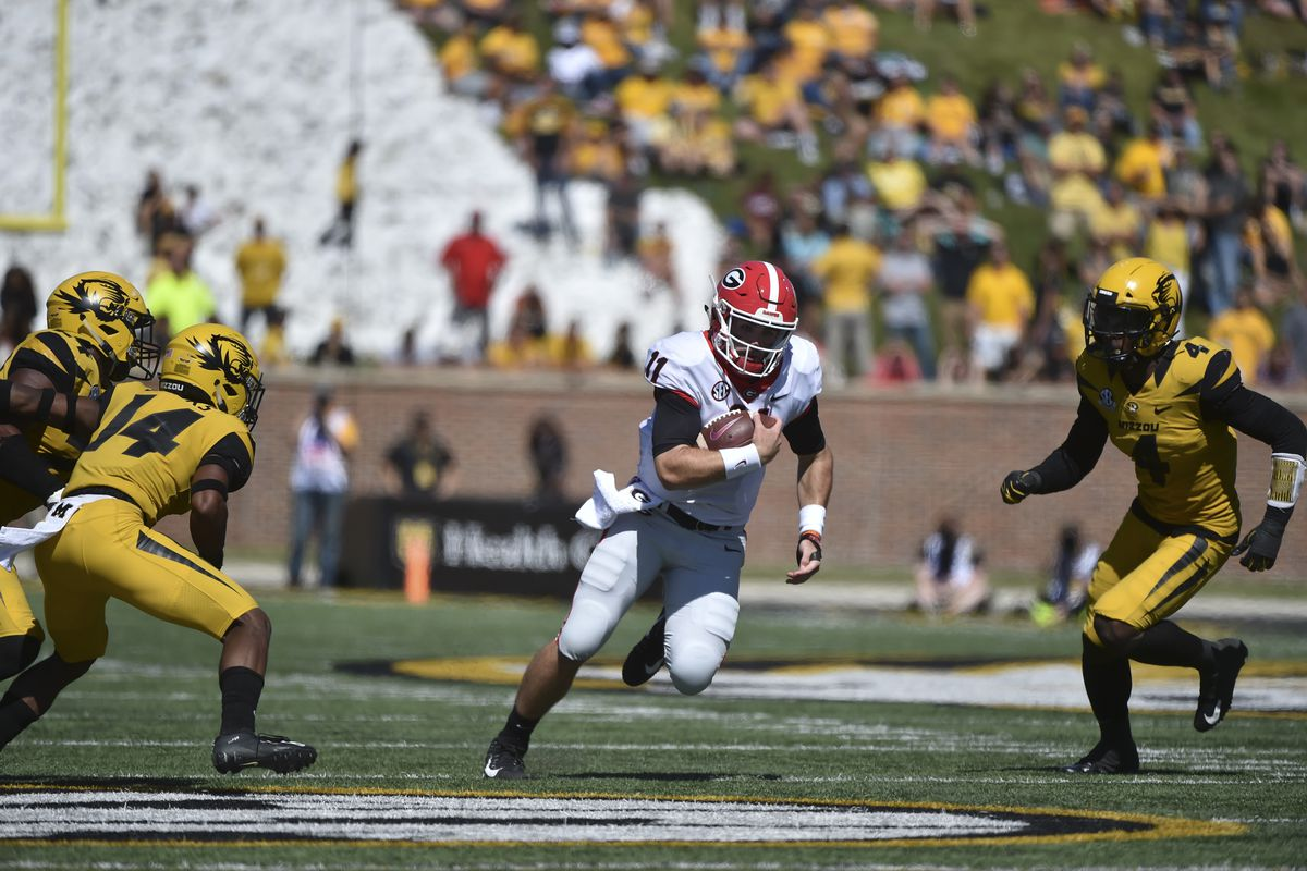 Your Week 11 College Football Tv Schedule A Visually