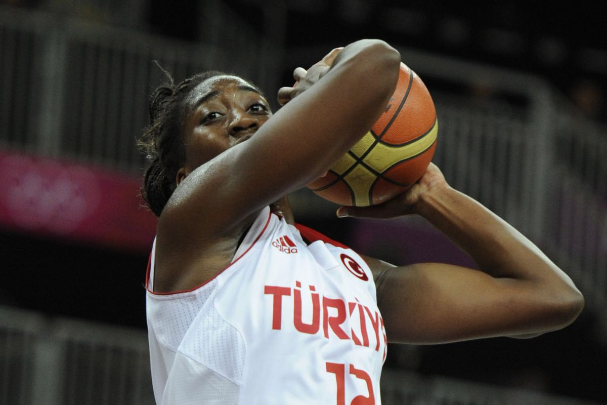 The Mystics add a new young post player in Quanitra Hollingsworth.