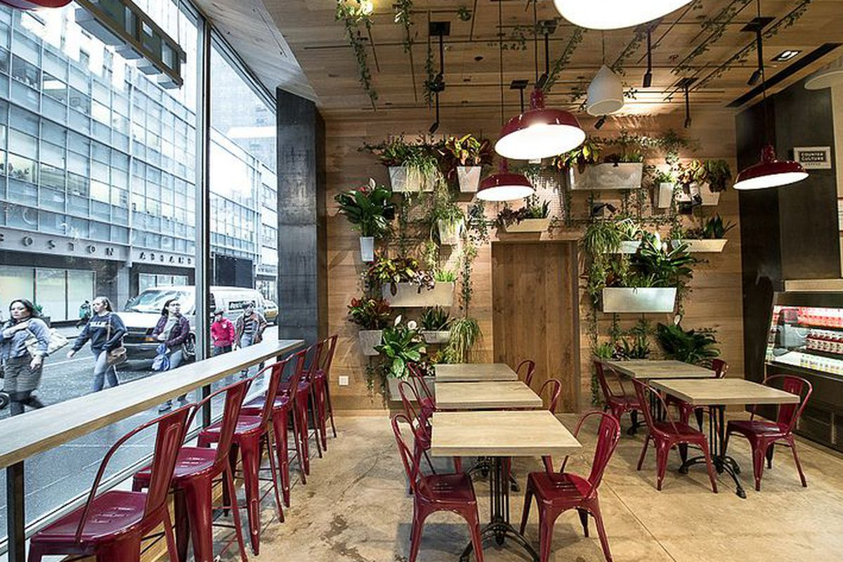 """<a href=""""http://ny.eater.com/archives/2013/12/melt_shop_and_the_little_beet_new_midtown_lunch_spots.php"""">The Little Beet, NYC</a>."""