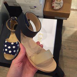 Chloé children's sandal, $88 (was $220)