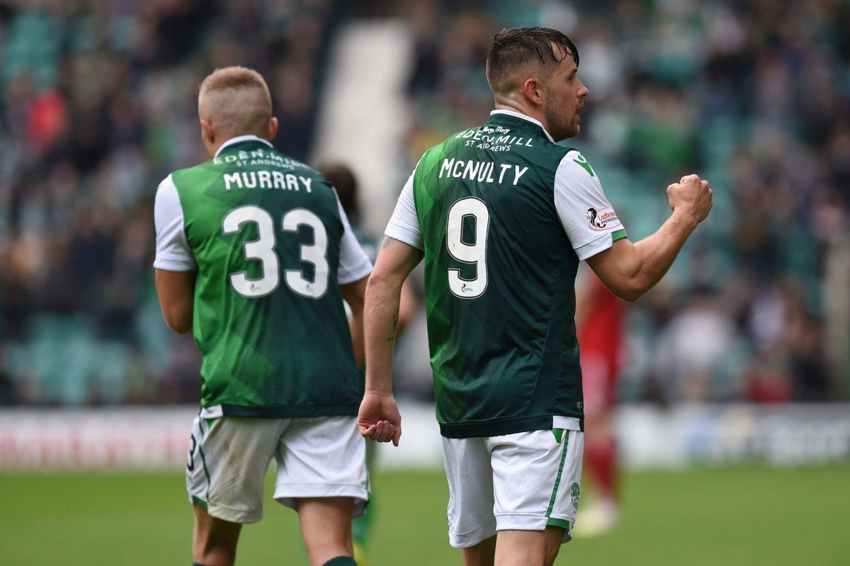 Hibernian v Aberdeen - Scottish Ladbrokes Premiership