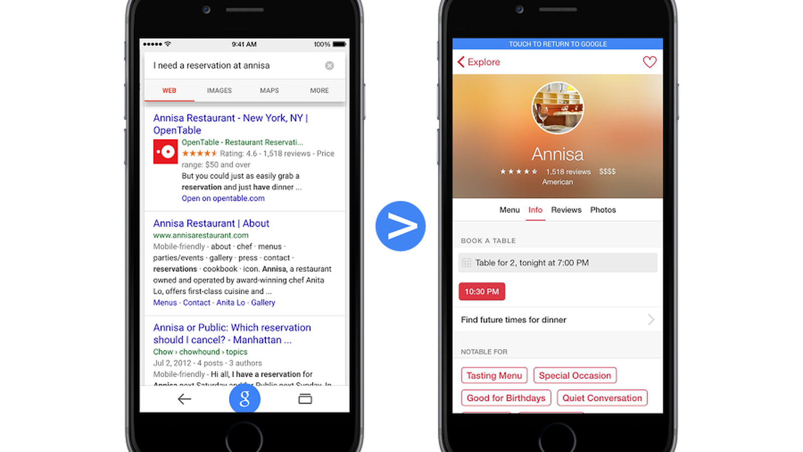 Enjoyable Google Will Soon Link Directly To Ios Apps In Mobile Search Interior Design Ideas Clesiryabchikinfo