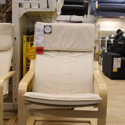 The first 100 customers on Thursday will be receiving this armchair, which IKEA touts as one of their classics.