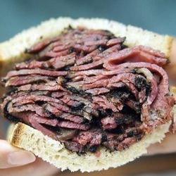 """Ben's Best pastrami by <a href=""""http://www.flickr.com/photos/pabo76/5540676050/in/pool-29939462@N00/"""">Pabo76</a>.<br />"""