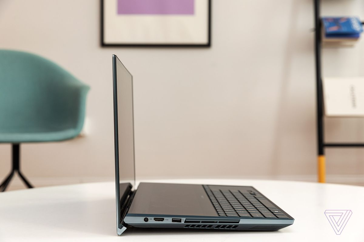 Asus ZenBook Pro Duo review: two-screen dream 6