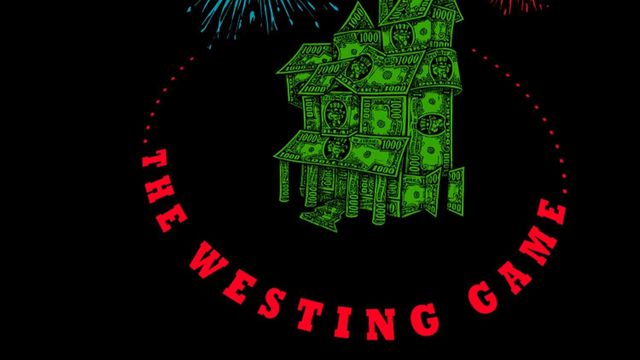 the cover of the book the westing game