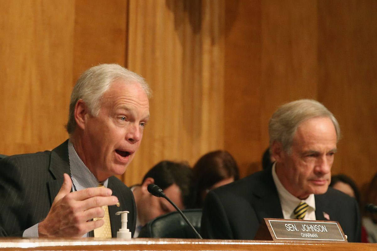Sen. Ron Johnson (R-WI) has proposed a plan to restore Obamacare's subsidies.