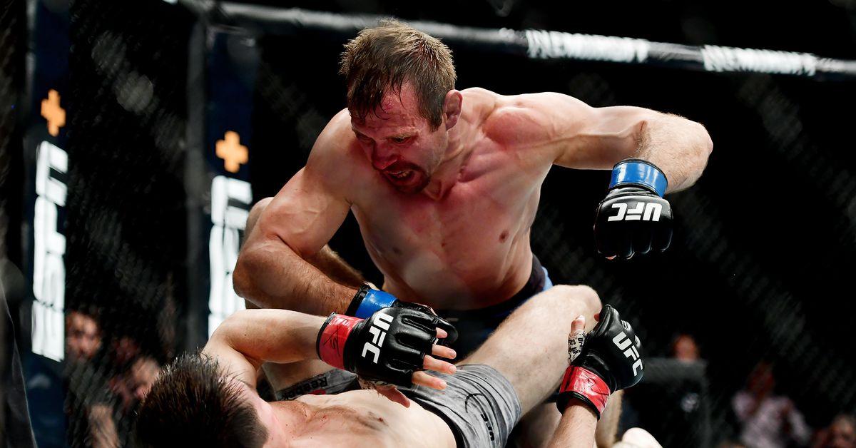 Fit New York >> Donald Cerrone vs. Alexander Hernandez full fight video ...