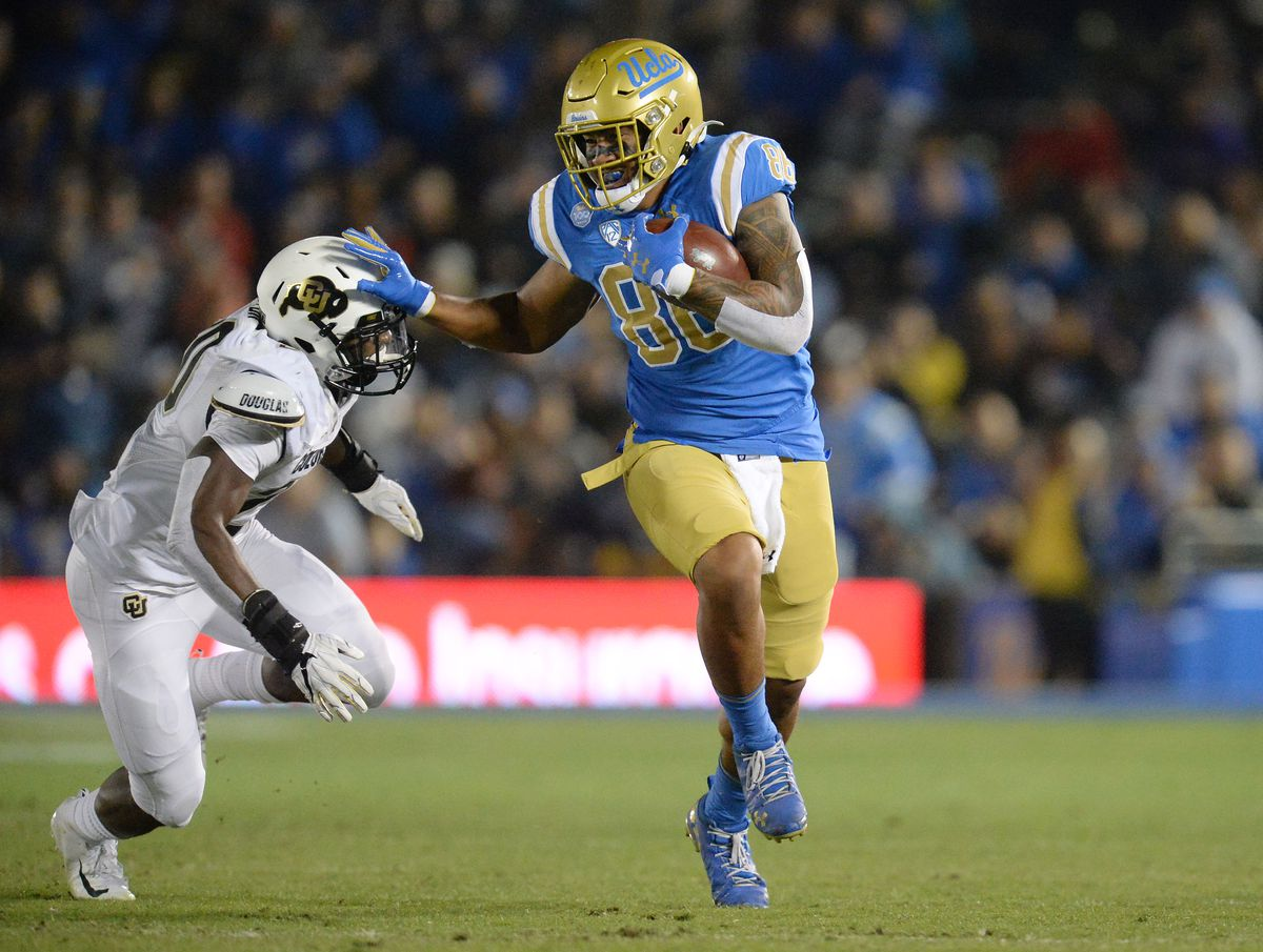 NCAA Football: Colorado at UCLA