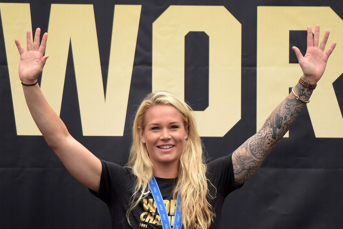 Pride fans can now show support for the club and goalkeeper Ashlyn Harris by donning some of her new apparel.
