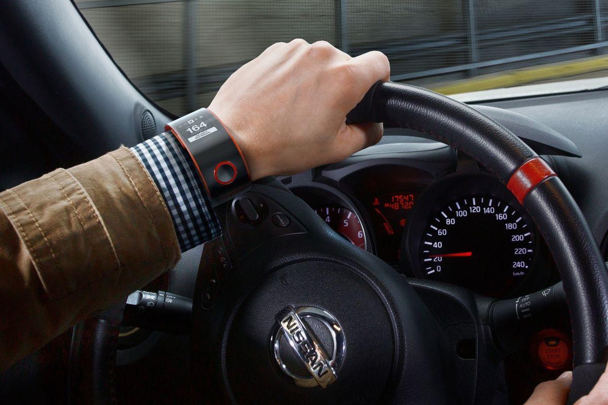 Nissan watch