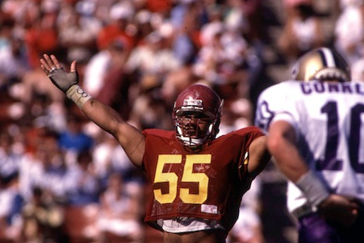 My 1989 story on Junior Seau and his All American season
