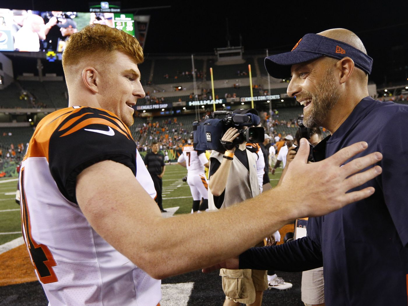 Source: Bears signing QB Andy Dalton to one-year, $10 million deal -  Chicago Sun-Times