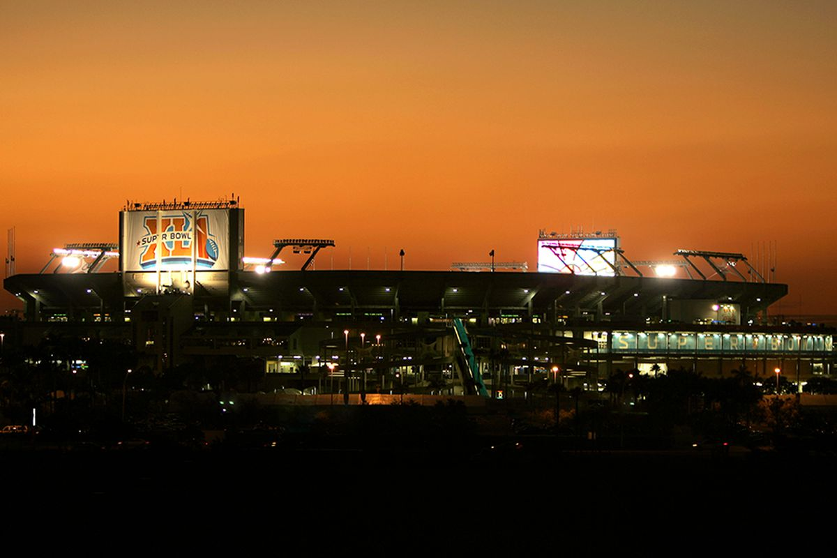 Photographic History Of The 10 Super Bowls Hosted In Miami