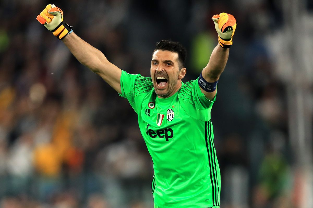 UEFA Champions League final: Gigi Buffon makes his case ...