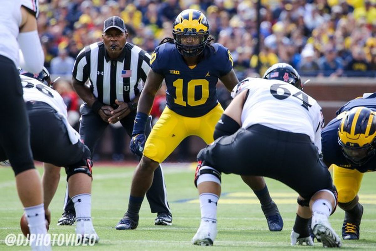 Devin Bush, four Wolverines rank in NFL.com Top 50 Player ...
